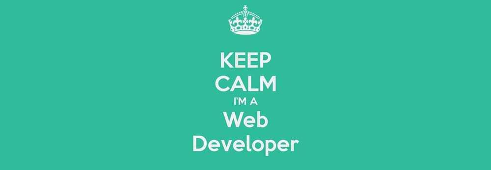 keep-calm-i-m-a-web-developer