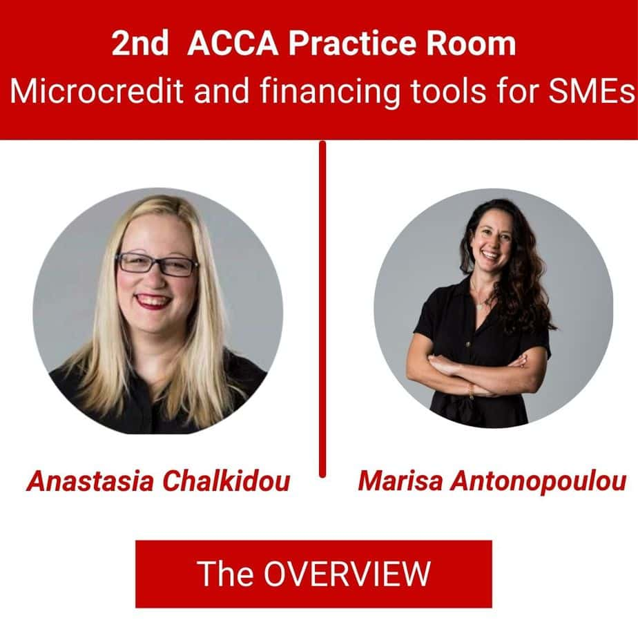 Microcredit and financing tools for SMEs (1)